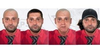 __Polícia vai a 135 endereços em busca de acusado de matar ator__ (Divulgação/Polícia Civil)