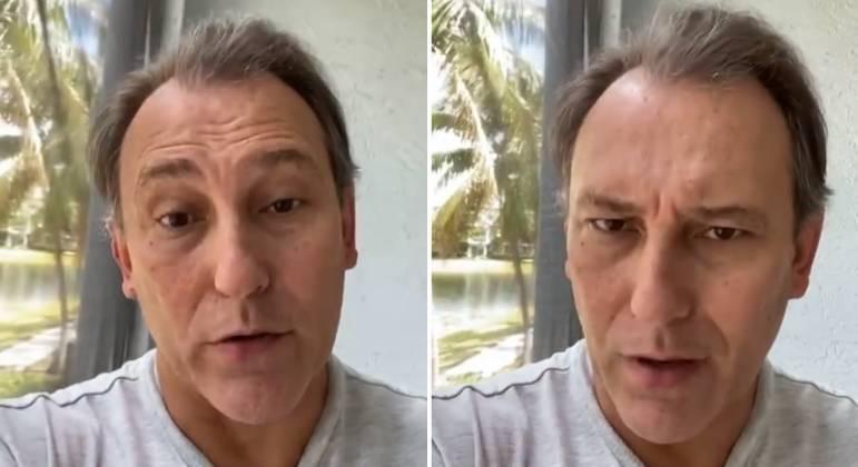 Paulo Goulart Filho tem Instagram hackeado: 'Pediram 800 dólares'