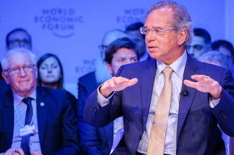 Guedes diz que viu 'celebração do sucesso brasileiro' em Davos