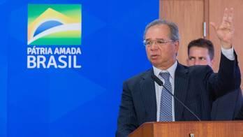__Guedes confirma que saques ao FGTS poderão ser anuais__ ( Gustavo Raniere/ASCOM/Ministério da Economia - 16.07.2019)