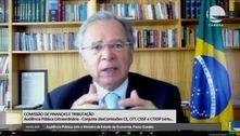 Guedes: país teve desempenho 'bastante razoável' na pandemia