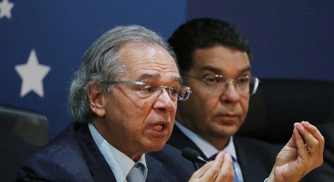 Guedes disse que processo transformação do Brasil é difícil e doloroso