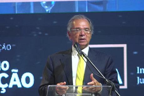 Guedes defende Economia ao lado do Judiciário