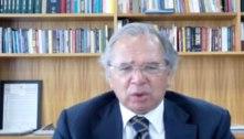 Orçamento atende a compromisso com saúde e fiscal, diz Guedes