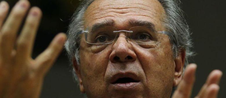 Paulo Guedes projeta crescimento de 2,5% do PIB brasileiro