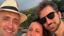 Irmã de Paulo Gustavo pede orações pela saúde do ator
