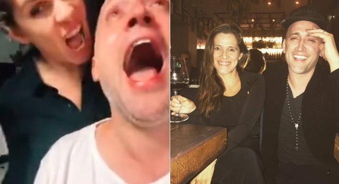 Paulo Gustavo aparece em vídeo divertido resgatado por Ingrid Guimarães