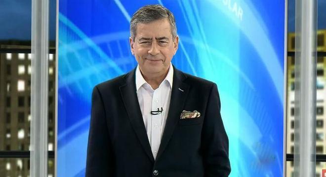 Paulo Henrique eternizou a sua saudação na TV