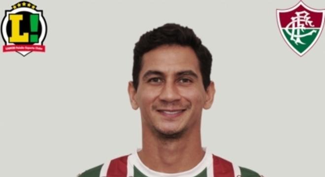 Paulo Henrique Ganso - 4,5 - Sumido, meia tricolor praticamente não apareceu na partida para ajudar o Fluminense. Ganso criou muito pouco e não foi o camisa 10 que a torcida espera.