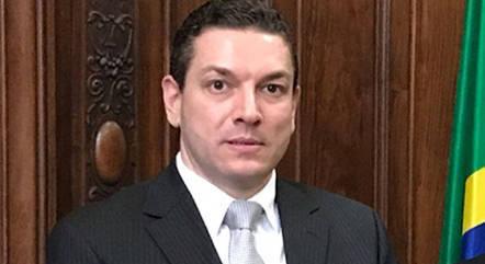 O novo direitor-geral da PF, Paulo Maiurino