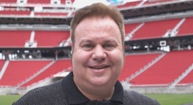 Paulo Mancha - Comentarista da ESPN