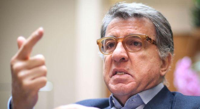 O empresário Paulo Marinho, que é pré-candidato a prefeito do Rio pelo PSDB