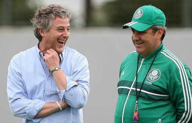 Paulo Nobre e Série B de 2013: No primeiro ano com o novo presidente, a prioridade era o acesso e assim foi feito, sem sustos. No meio do caminho, queda nas oitavas de final da Libertadores e Copa do Brasil.
