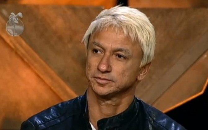 Paulo Nunes, atacante conhecido por seu estilo de jogo, atualmente é comentarista do SporTV, do Grupo Globo.