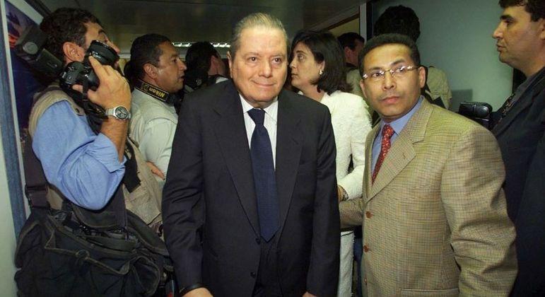 O ex-embaixador Paulo Tarso Flecha de Lima