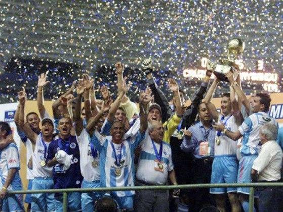 Paysandu - 1 título: uma Copa dos Campeões