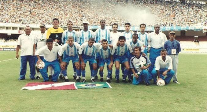 Paysandu chegou às oitavas da Libertadores 2003