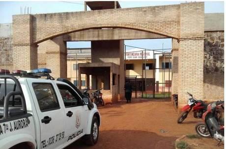 Segurança em penitenciária do Paraguai foi reforçada