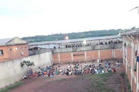 Centro de Reabilitação Social de Itapúa, no Paraguai