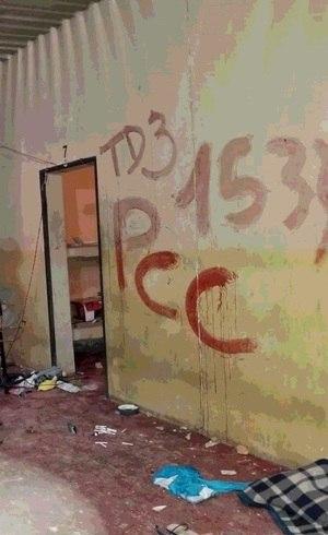 PCC tem presença em todas as unidades prisionais do Paraguai