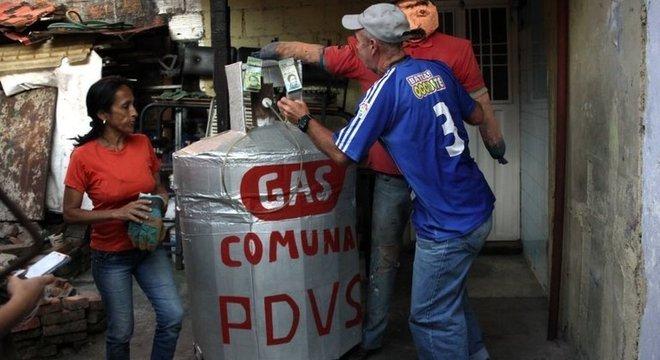 Venezuela sofreu queda na produção de petróleo durante o governo Maduro