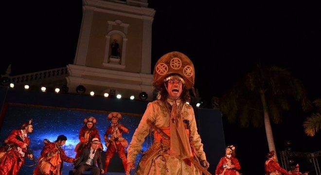 Até hoje, a expulsão de Lampião é celebrada em Mossoró com uma festa e apresentações teatrais