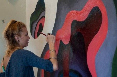 Aulas de arte têm o mesmo peso que português