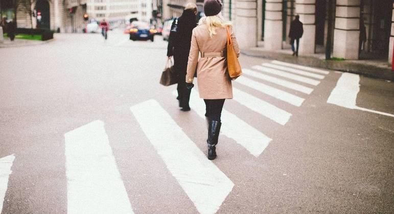Dia mundial do pedestre é comemorado neste domingo (8)