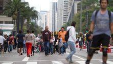 Deslocamento a pé em São Paulo cresceu 17% aponta pesquisa