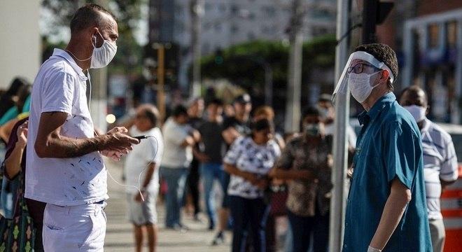 Estado planeja flexibilizar quarentena a partir de 11 de maio