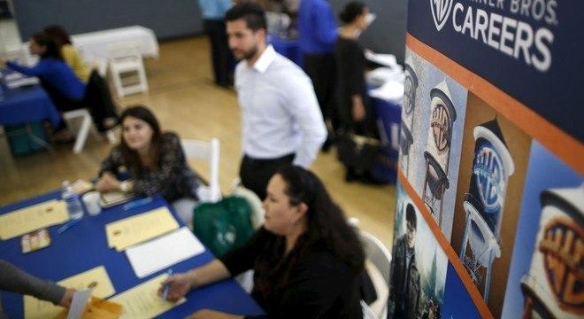Número de pedidos de seguro-desemprego nos EUA  subiram