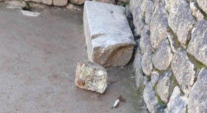 Grupo foi expulso por depredação do Templo do Sol em Machu Picchu