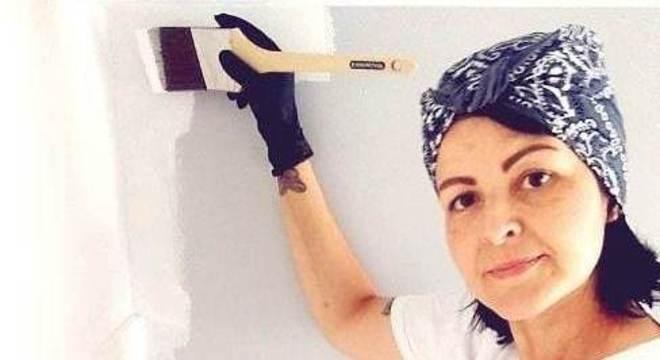 Kethy se tornou empreendedora e hoje é dona da Mollina Reformas