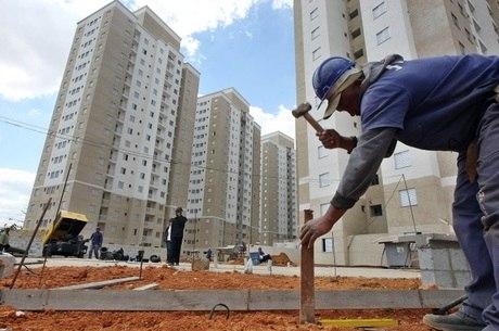 Construção de edifícios representa 45% do setor