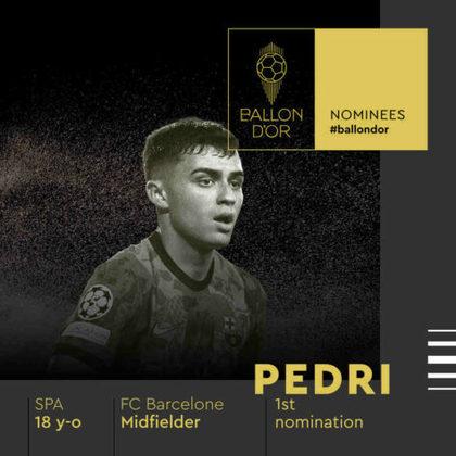 Pedri (espanhol) - meia - Barcelona