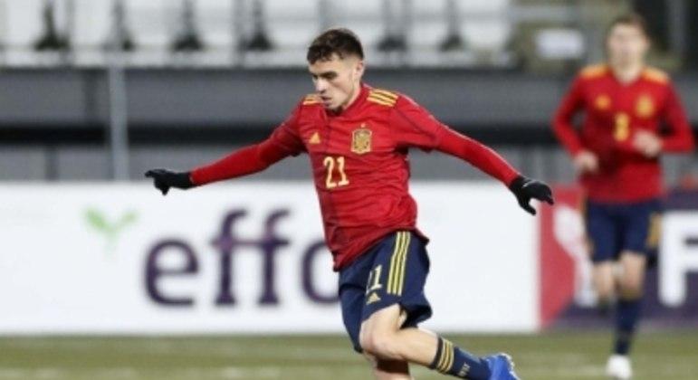 Pedri - Seleção da Espanha