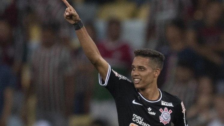 PEDRINHO - O Corinthians confirmou em março último a venda de Pedrinho ao Benfica. Entretanto, o meio-campista permanece até o fim do Campeonato Paulista, conforme o acerto. De acordo com o clube português, Pedrinho fechou contrato de cinco anos. O custo da negociação foi de 20 milhões de euros o que, em moeda atualizada, está em torno de R$ 121 milhões.