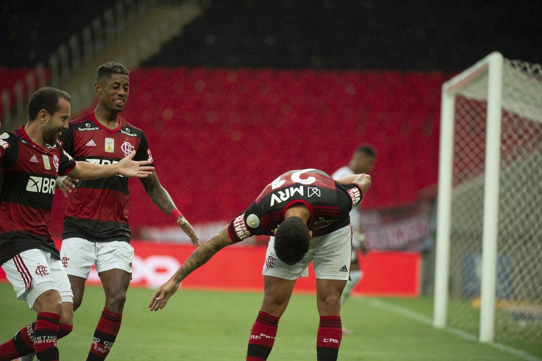 Pedro se encaixou perfeitamente no Flamengo. Veio para ficar