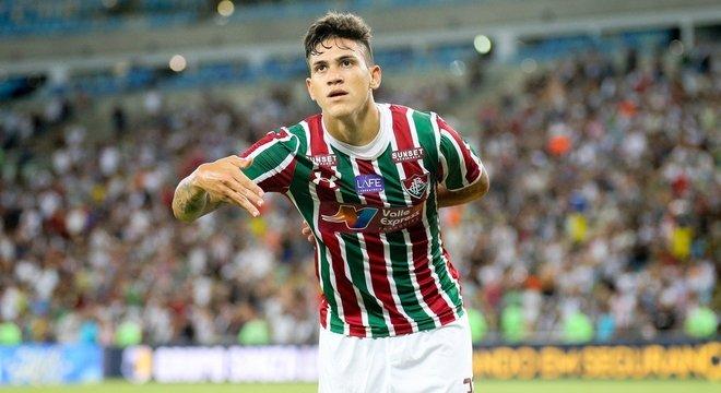 O Fluminense, em péssima colocação no Brasileiro, perde Pedro convocado