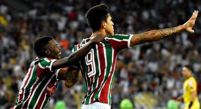 O atacante Pedro, artilheiro do Brasileirão, um dos estreantes na seleção