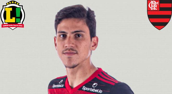 PEDRO - 6,0 - Entrou no lugar de Gabriel Barbosa e, em pouco mais de 20 minutos em campo, só conseguiu finalizar uma vez na direção da meta de Marcos Felipe, do Fluminense.