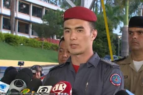 Corpo de Bombeiros atualizou o número de resgatados