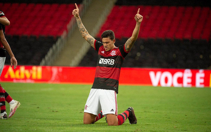 Pedro - Atacante - 23 anos - Contrato até 30/12/2025