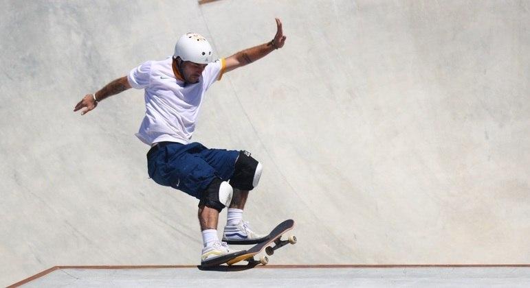 Pedro Barros é um dos grandes nomes do skate park em todo o mundo