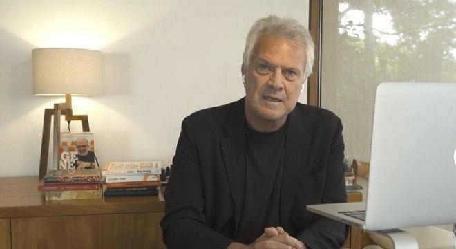 Pedro Bial também apresenta programa de casa
