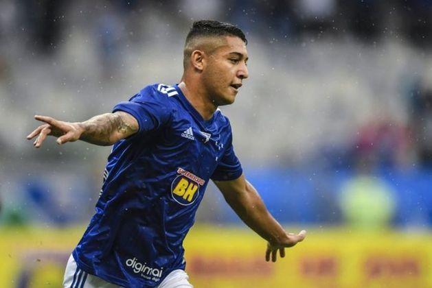 Pedro Bicalho - Palmeiras - Volante - 19 anos: Pedro Bicalho veio do Cruzeiro para integrar o time sub-20 do Palmeiras. No entanto, com o surto de Covid-19 no elenco alviverde, o garoto passou a treinar com o elenco principal e foi inscrito no Brasileirão. É visto com bastante potencial