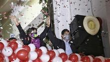 Pedro Castillo recebe credenciais como presidente eleito do Peru