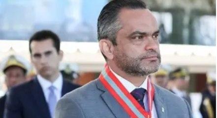 Nunes é ex-chefe de gabinete de Bolsonaro