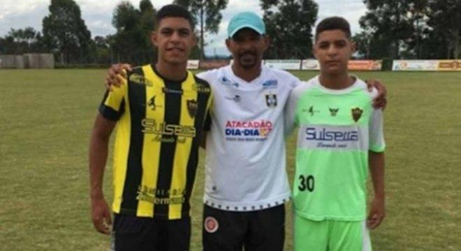 Pedro e Luís Henrique - Botafogo