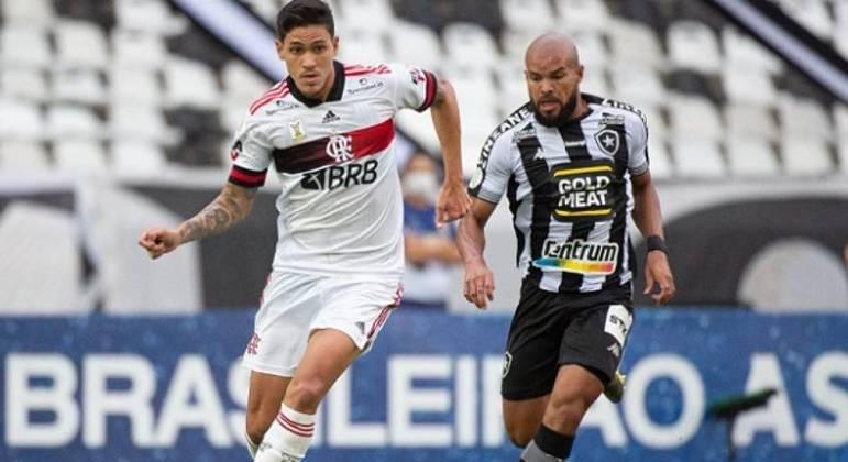 Pedro é o grande astro do time do Flamengo no Cariocão